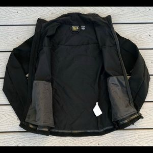 Mountain Hardwear Jackets & Coats - Mountain Hardwear Softshell Guide Jacket S Black